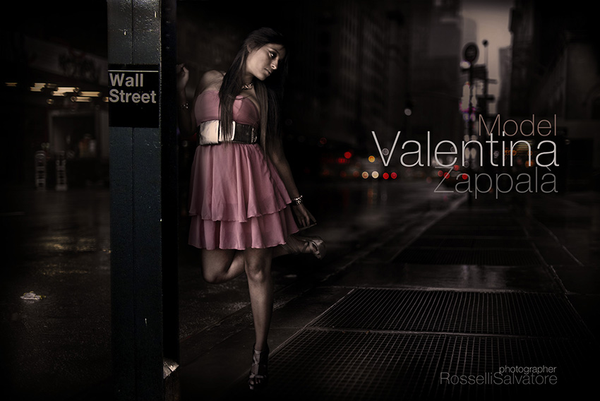 Valentina Post-Produzione