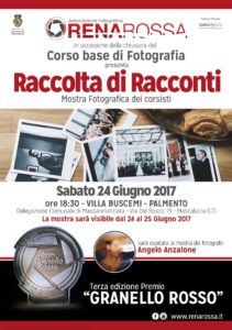 Raccolta di Racconti - Mostra Fotografica @ Villa Buscemi - Palmento (Delegazione Comunale di Massannunziata)) | Mascalucia | Sicilia | Italia