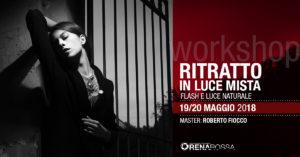 Workshop di ritratto in luce mista @ Associazione Fotografica Renarossa | Mascalucia | Sicilia | Italia